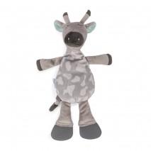 Przytulanka z gryzakami Purflo - żyrafa Little Gigi