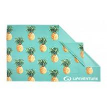 Ręcznik szybkoschnący SoftFibre Lifeventure - Pineapples 150x90 cm
