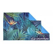 Ręcznik szybkoschnący SoftFibre Lifeventure - Tropical 150x90 cm