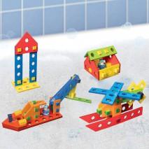 Zabawka do kąpieli BathBlocks - Zestaw klocków konstruktorskich