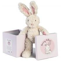 Pluszowy królik w pudełku Ragtales - Bella