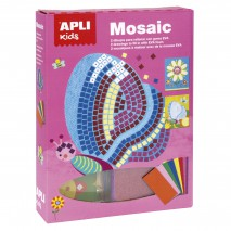 Zestaw artystyczny Apli Kids mozaika - Motylek