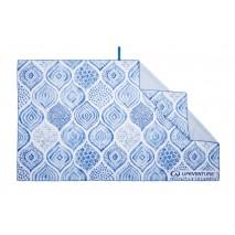 Ręcznik szybkoschnący SoftFibre Recycled Lifeventure - Santorini 150x90 cm