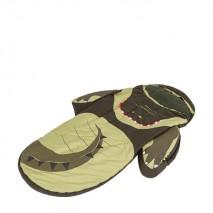 Łóżeczko turystyczne ze śpiworem Krokodyl LittleLife