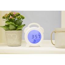 Zegar do nauki snu - Snoozee Sleep Trainer & Clock Purflo