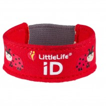 Neoprenowa opaska informacyjna ID LittleLife - Biedronka