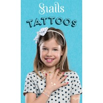 Tatuaże Snails - Metallic