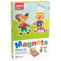Magnetyczna układanka Apli Kids - Postacie