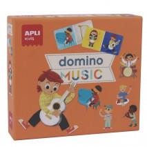 Gra Domino Expressions Apli Kids - Muzyka