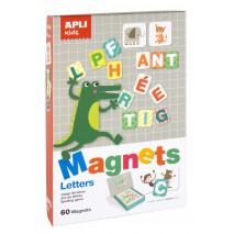 Magnetyczna układanka Apli Kids - Litery
