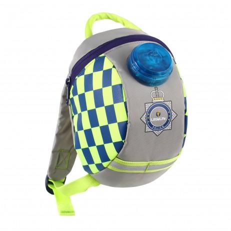 Plecaczek LittleLife - Radiowóz policyjny