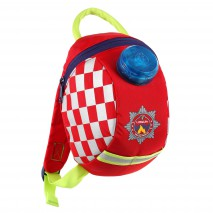 Plecaczek LittleLife - Wóz strażacki