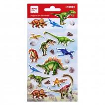 Naklejki Apli Kids - Dinozaury