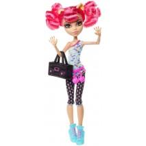 Monster High Mattel Howleen Wolf Upiorne Lekcje Tańca