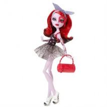 Monster High Mattel Operetta Upiorne Lekcje Tańca