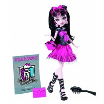 Monster High - Upiorni uczniowie Draculara Y8501