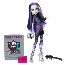 Monster High - Upiorni uczniowie Spectra