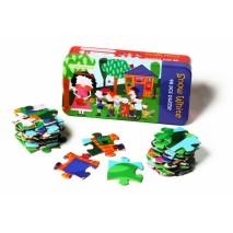 Puzzle The Purple Cow - Królewna śnieżka 48 el.