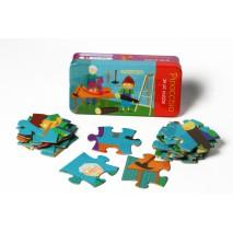 Puzzle The Purple Cow - Pinokio 24 el.